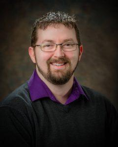 Portrait of Instructor Fleishans
